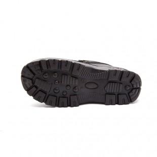 Дутики утепленные мужские со шнуровкой