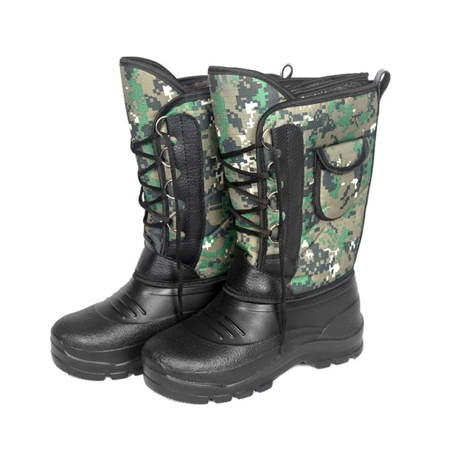 """Дутики ЭВА  Ranger """"Милитари""""- 30 *С  (4-х слойный вкладыш)"""